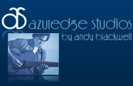 Azuredge Studios by Andy Blackwell
